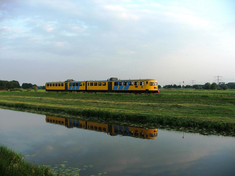 """Dieseltreinstel DE """"Blauwe Engel"""""""