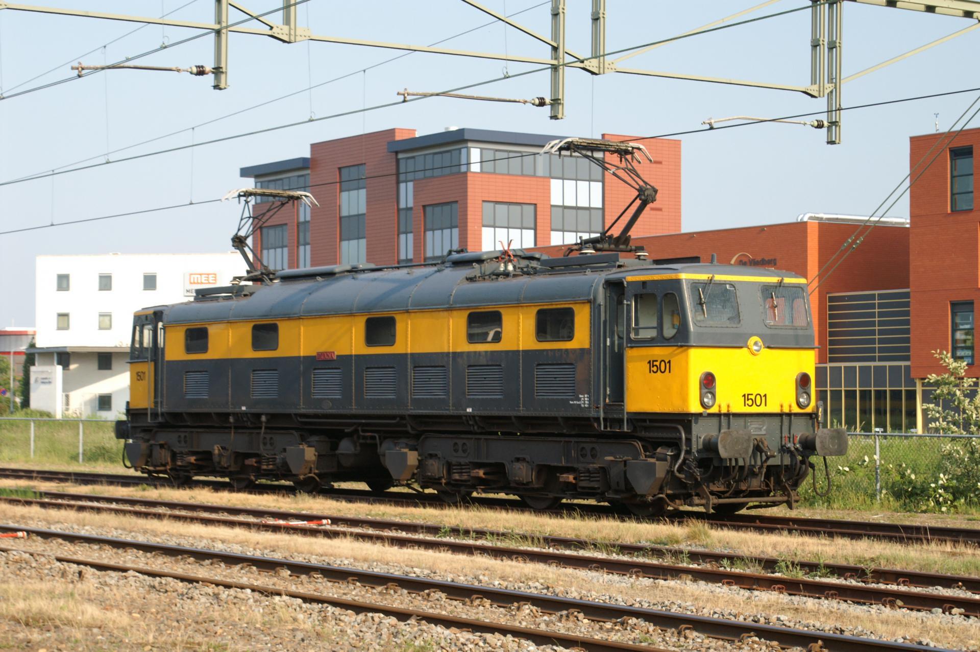 Werkgroep 1501 / Stichting Klassieke Locomotieven KLOK